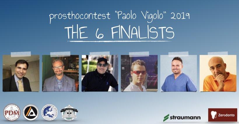 finalisti prosthocontest2019